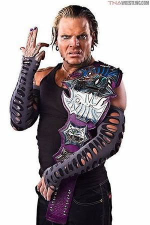 Can wrestler jeff hardy